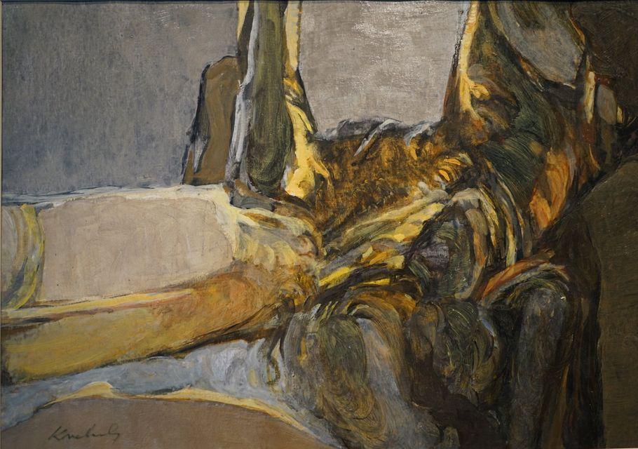 Obraz autorstwa Henryka Krakowiaka