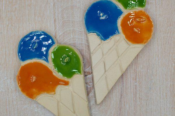lody ceramiczne