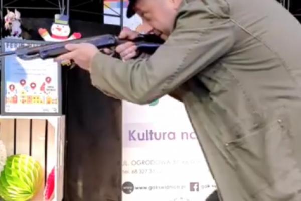 Marcin Wlazły - gajowy