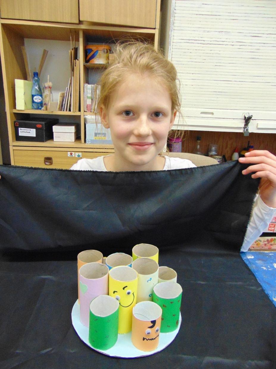 Zajęcia plastyczne Astry Junior (2)