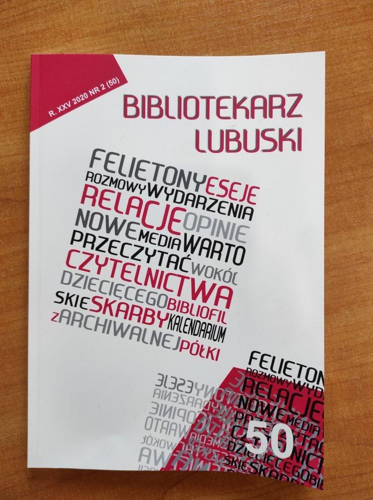 książka bibliotekarz lubuski