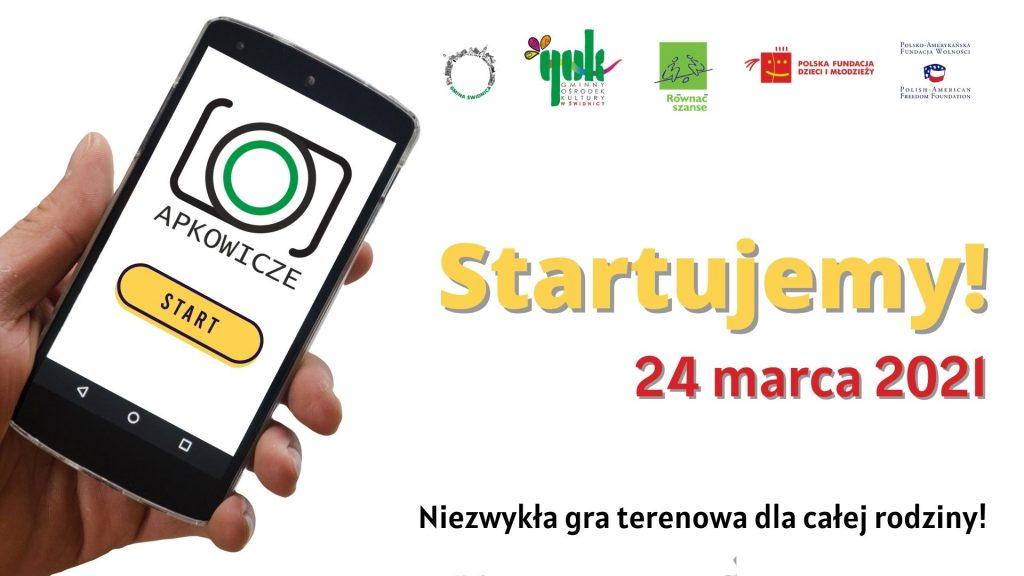 Startujemy 24 marca 2021