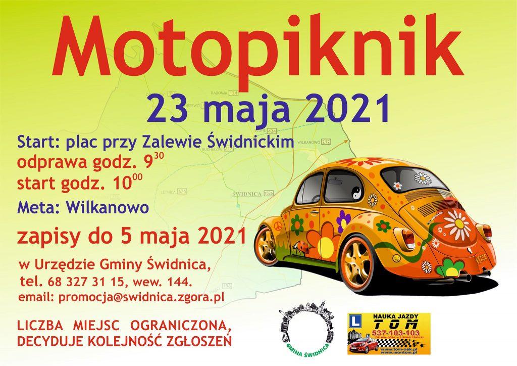 Motopiknik 23 maja 2021