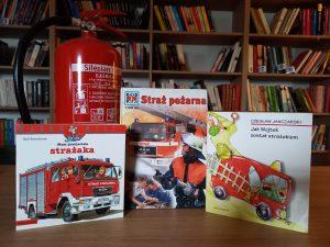 ksiązki o strażakach